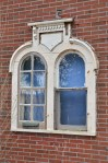 Abandoned Ontario Farmhouse, Chatham-Kent, Gingerbread Window Trim